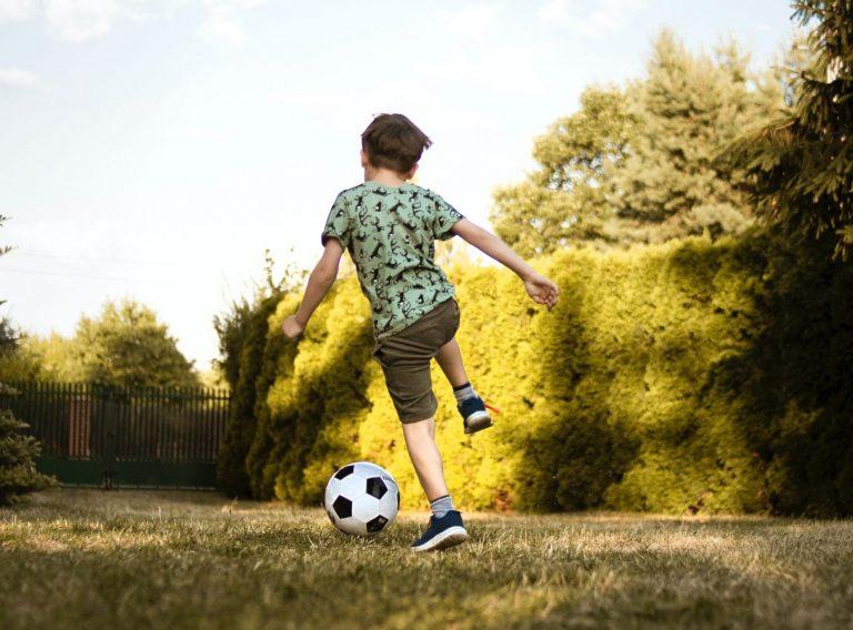 Aktywność fizyczna dzieci